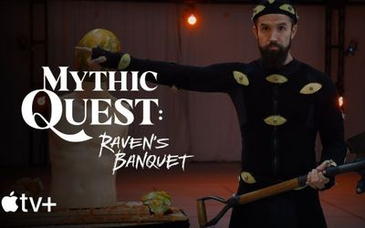 Apple TV Plus Drops New Trailer for Comedy Series 'Mythic Quest: Raven's Banquet'